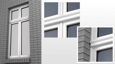 Okna MS SliM idealnie nadają się do budynków zabytkowych i ich renowacji