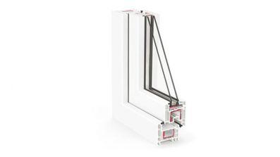 NexBau Rehau Euro Design 70 okno PVC
