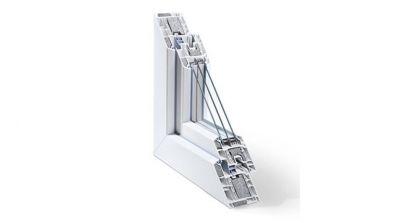 NexBau Rehau Geneo Rau-Fipro X okno PVC