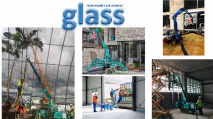Niezwykły park maszynowy na targach GLASS