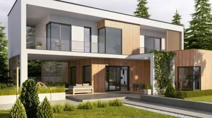 Okna i drzwi tarasowe dopasowane do stylu domu