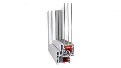 Okno PCV Thermo Luksus - Plastbud