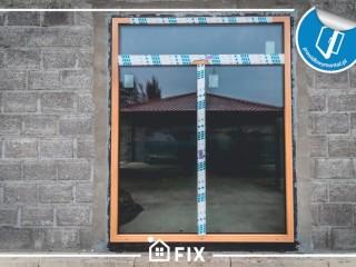 Okna Premium Vetrex - okna z ciekawymi podziałami.