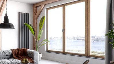 Okno Prismatic od Oknoplast