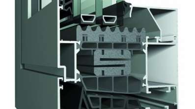 Okno Reynaers Masterline 10 HI+ Functional