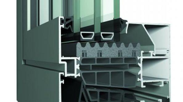Okna aluminiowe Reynaers MasterLine 10 do budynków energooszczędnych