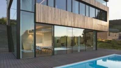 Stavelot. Projekt Crahay i Jamaigne Architectes.