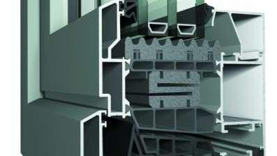 Okno Reynaers Masterline 10 HI+ Deco