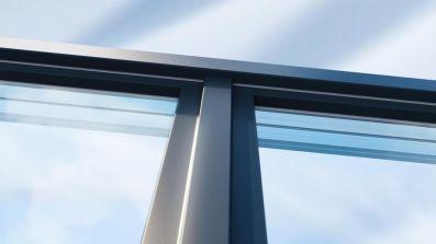 Okna Vetrex LUM`UP minimalistyczny design i więcej światła w pomieszczeniu