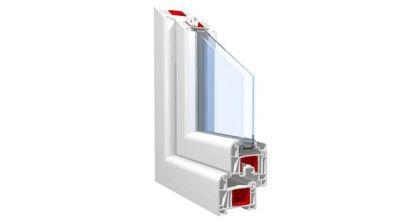 Oknal KBE System 70mm Elegance okno PCV