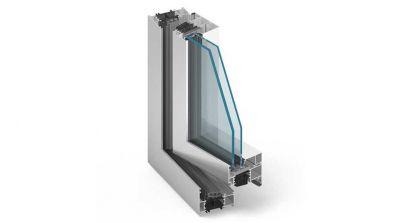 Okno-Pol Aluprof MB-86 okno aluminiowe