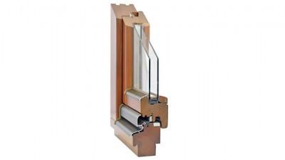 Okno drewniane Okno-Pol DJ68