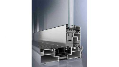 Okno-Pol Schüco ASS 70.HI aluminiowe tarasowe drzwi przesuwne HST