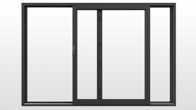 Tarasowe drzwi przesuwne Oknoplast Slide