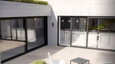 Tarasowe drzwi przesuwne Oknoplast HST Premium
