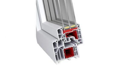 Oknoplast Ideal 8000 okno PCV