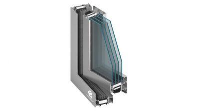 Oknoplast MB-86 ST / SI / Aero okno aluminiowe