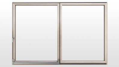 Tarasowe drzwi odstawno-przesuwne PSK Atrium Oknoplast