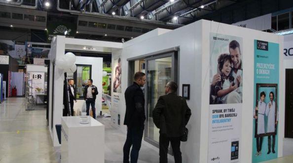 OKNOPLAST na targach budownictwa EXPO DOM w Rzeszowie