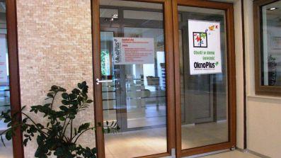 Drzwi odstawno-przesuwne DuoPort Pas Comfort OknoPlus