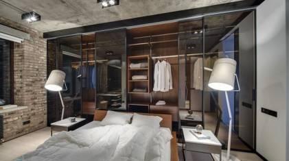 Soft loft z OknoPlusem - jak się urządzić w stylu industrialnym w niewielkim mieszkaniu w blokach