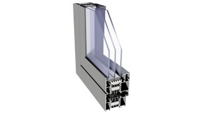 Okno aluminiowe OknoPlus Superial