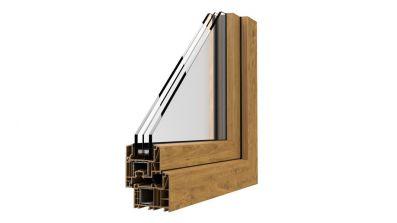 OknoPlus SwissForm Activ okna PCV