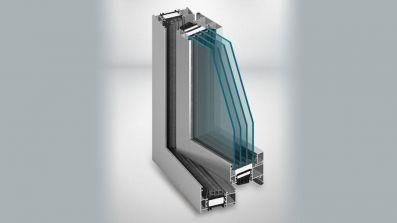 Okno aluminiowe Pagen MB-86