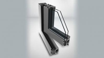 Okno aluminiowe Pagen PE 68 HI