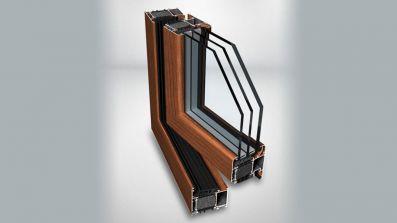 Okno aluminiowe Pagen PE 78 HI
