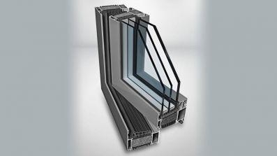 Okno aluminiowe Pagen PE 96 Passive
