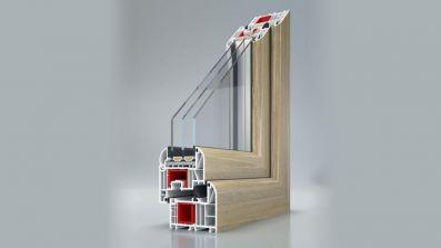 Okno PVC Pagen Premium Line Arte