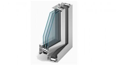 Pamo Aluprof MB-86 okno aluminiowe