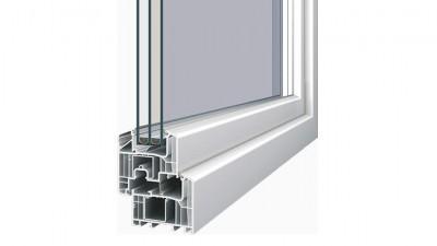 Pamo Eforte okno PCV - profil Deceuninck