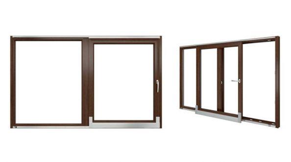 Petecki - okna tarasowe Patio