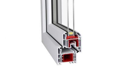 Plastbud Classic Line okno PCV - Aluplast Ideal 4000