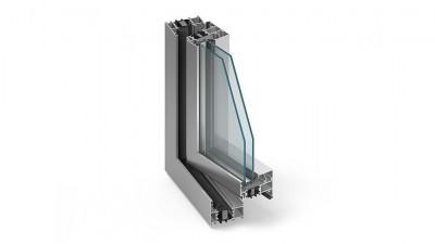 Plastimet Aluprof MB-70 HI okno aluminiowe
