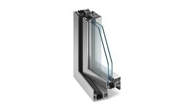 Plastimet Aluprof MB-70 okno aluminiowe