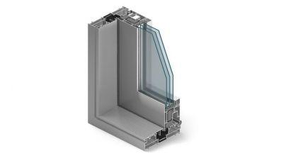Plastimet aluminiowe tarasowe drzwi przesuwne HST - Aluprof MB-77 HS