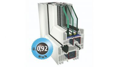Plastimet Gealan S 9000 okna PVC