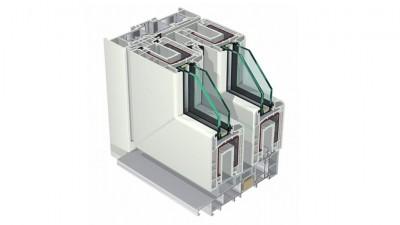 Plastimet tarasowe drzwi przesuwne HST Gealan S 8000 IQ