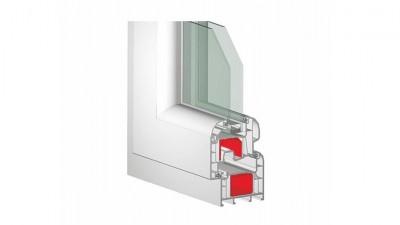 Plastimet Ryven Thermal Plus okno PVC