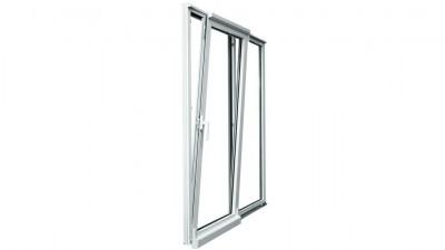 Plastixal APX 200 drzwi tarasowe uchylno-przesuwne PVC