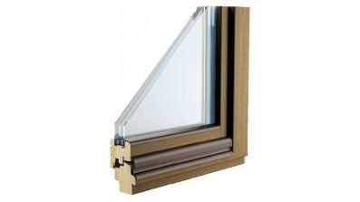 Pol-Skone C Plus okno drewniane