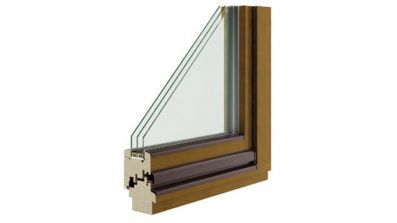 Pol-Skone Energy Concept 90 okno drewniane