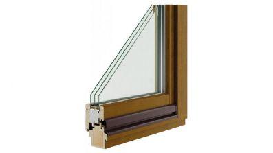 Pol-Skone Energy Concept 90 Plus pasywne okno drewniane