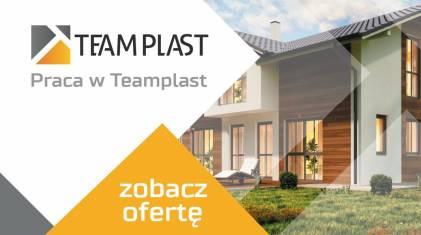 Praca w Team-Plast. Przedstawiciel handlowy z językiem niemieckim.