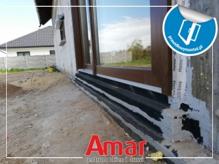 Prawidłowy montaż okien PVC AdamS i rolet zewnętrznych