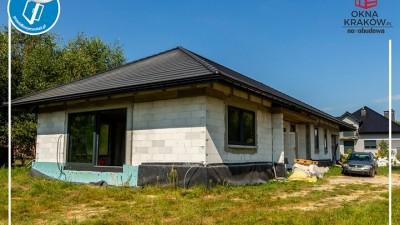 Prawidłowy montaż stolarki okiennej w Rzezawie koło Bochni