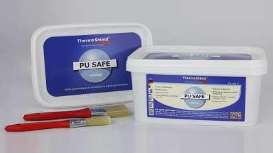 Farba uszczelniająca PU Safe do montażu okien